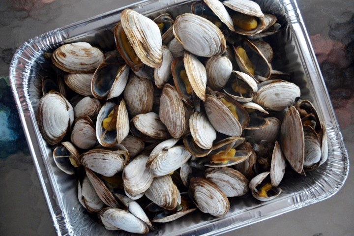 How To Cook Steamers | New England Steamed Clams