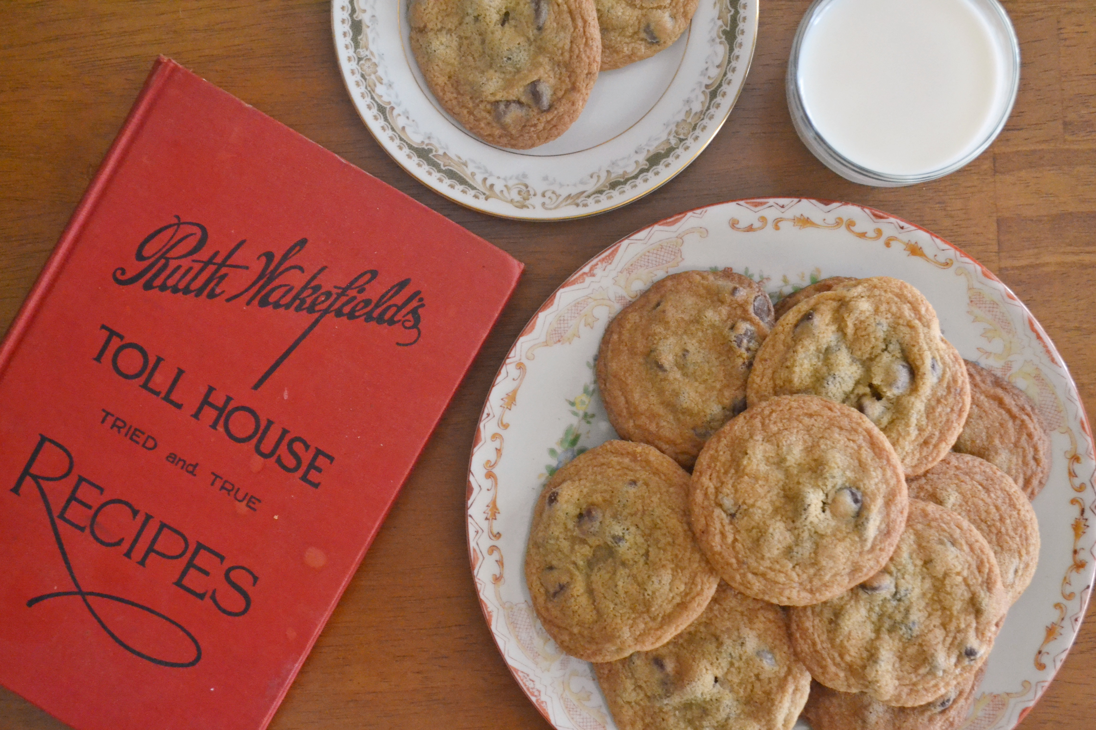 Toll House Cookies | The Original Chocolate Chip Cookie