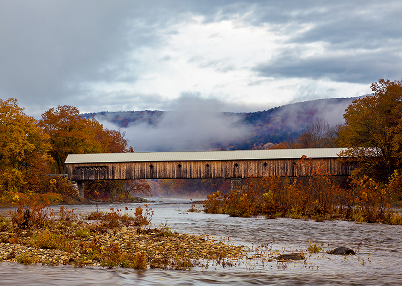 Dummerston Covered Bridge, VT
