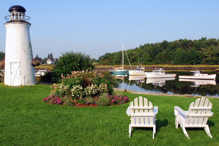 Prettiest Coastal Towns In Maine New England Today - Us quaint towns map