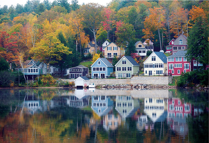 New hampshire foliage drive directions and things to do for Craft stores manchester nh