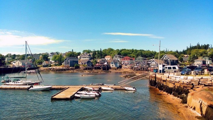 Map Of Maine Coastline Towns.10 Prettiest Coastal Towns In Maine New England Today