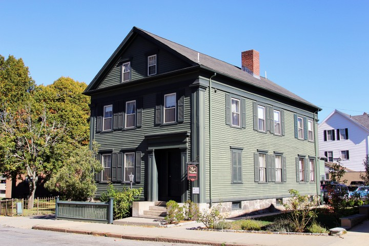 Most Haunted Hotels In New England
