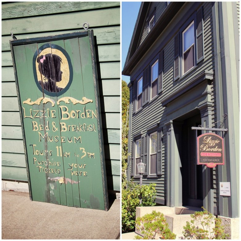 The Lizzie Borden House   Tour the Macabre - New England Today