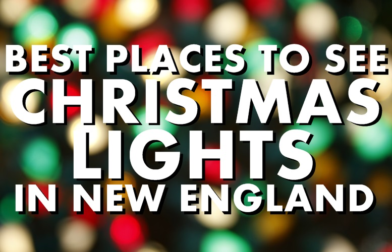 from kid friendly zoos to holy shrines these spots are some of our favorite places to see and enjoy christmas lights in new england