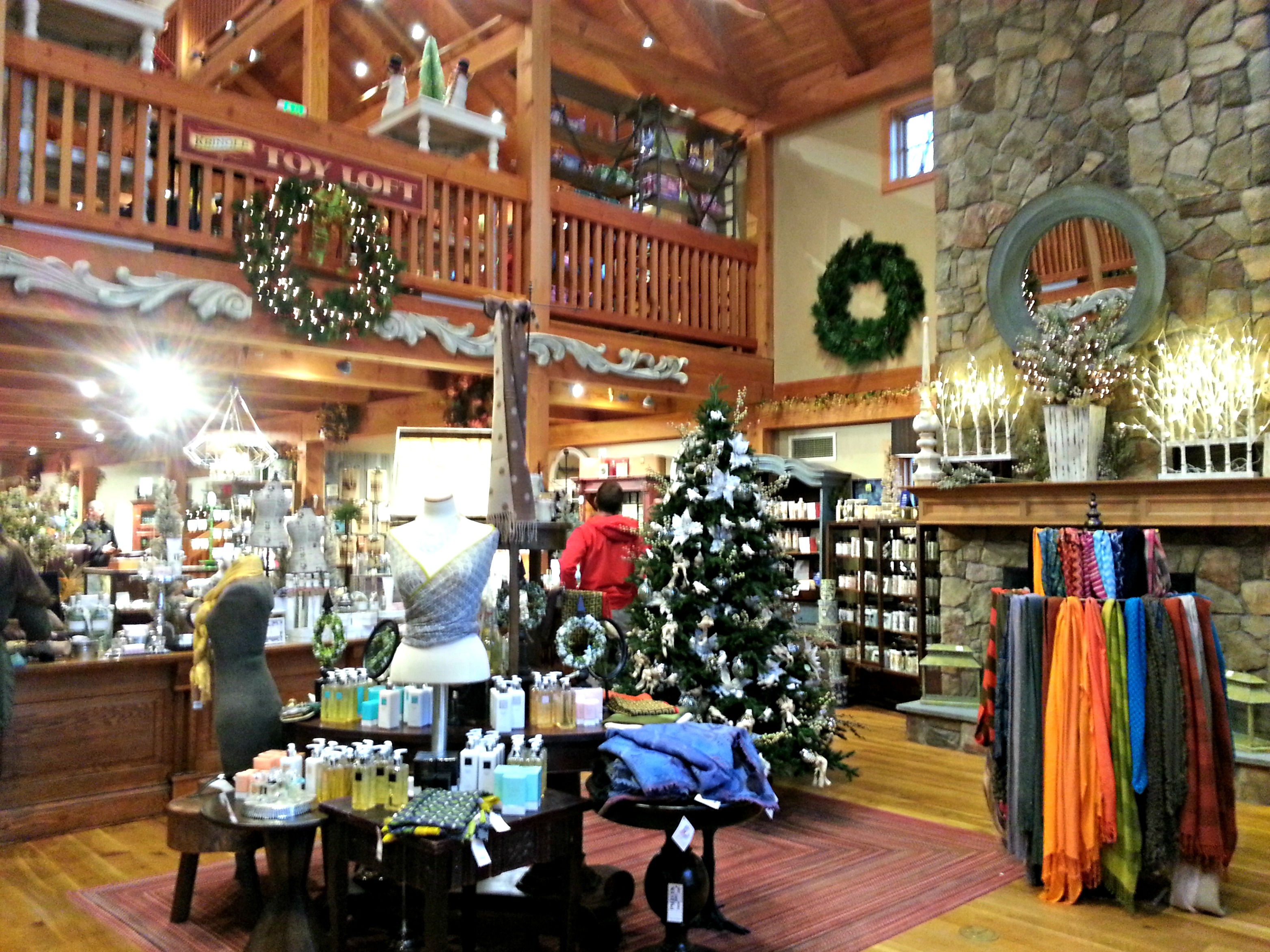 Kringle Candle Company More Than A Candle Store New England Today - Kringle farm table