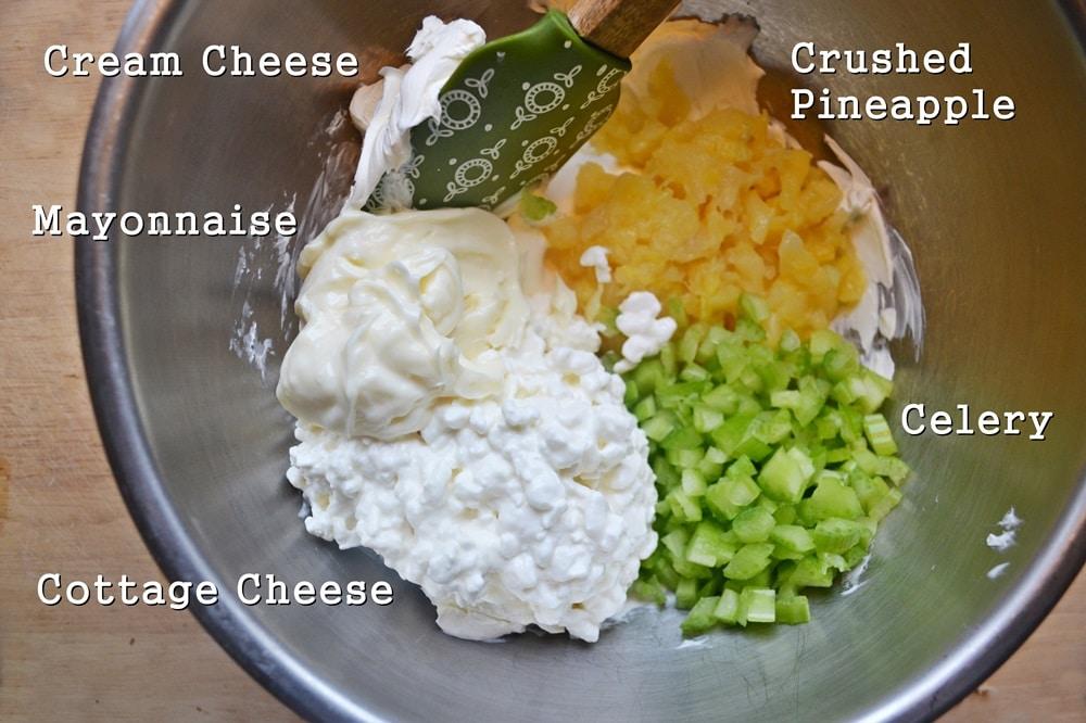 Strange Lime Pineapple Cheese Mold Retro Recipe New England Today Interior Design Ideas Clesiryabchikinfo