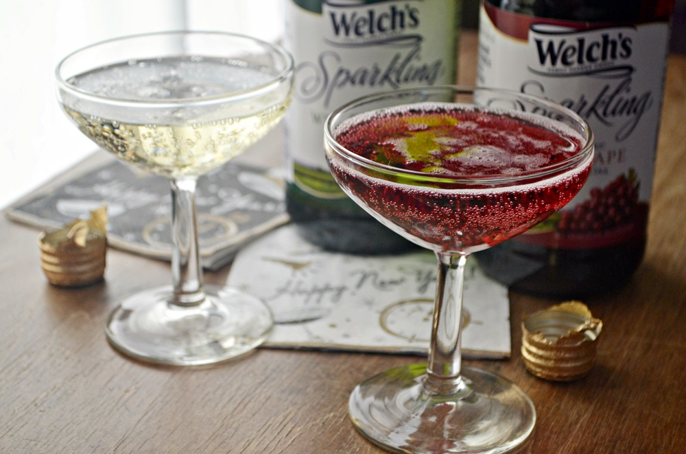 Welch's Sparkling Grape Juice | A Kid-Friendly New Year's ...