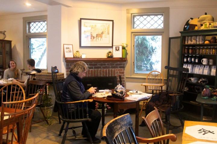 Tea Room Salisbury Ct