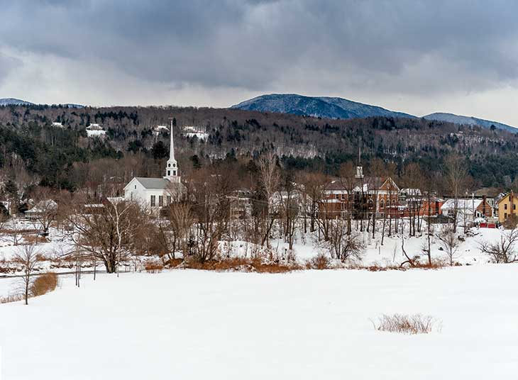 10 Prettiest Mountain Towns In New England New England Today