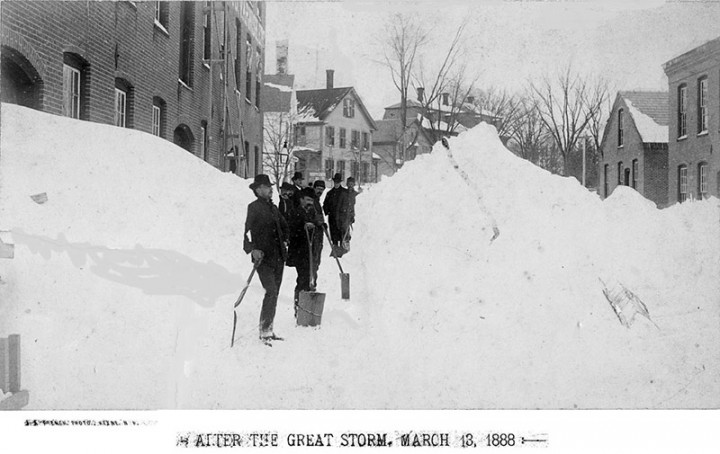 History Of Blizzards On Long Island
