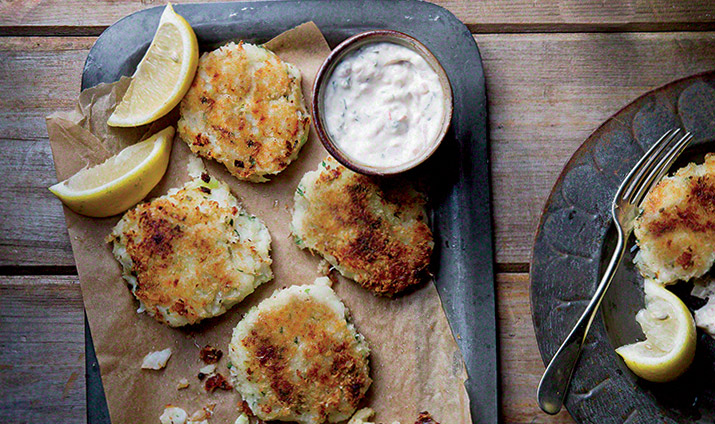 Fish Cakes | Recipe with a History - New England Today