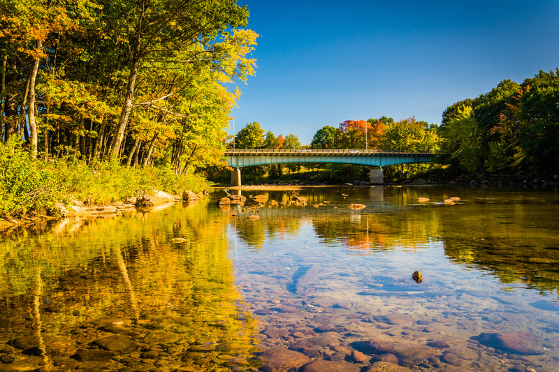 The Curse of the Saco River | Yankee Classic - New England Today