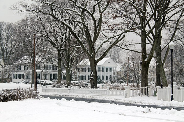 Tranquility on Harbor Road, Southport CT
