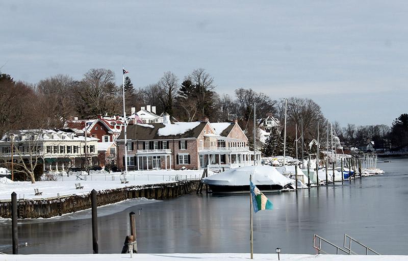 New London Rhode Island