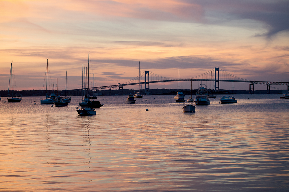 Rhode Island Shoreline Towns