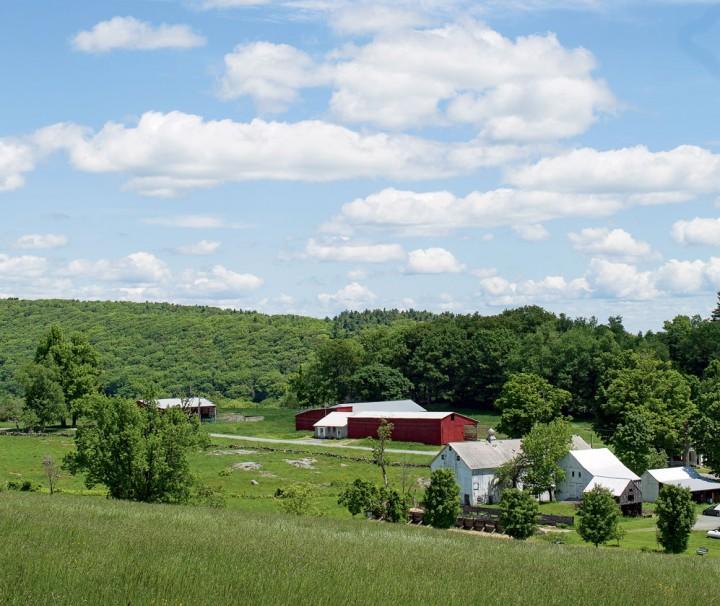 Massachusetts Farm