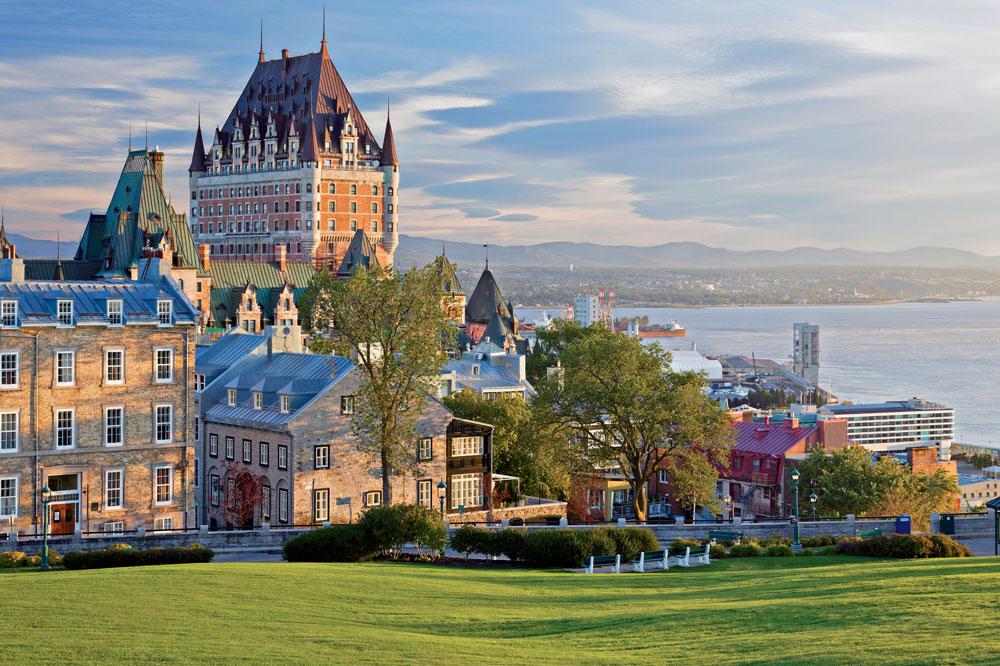 Hotels Dans Le Vieux Quebec