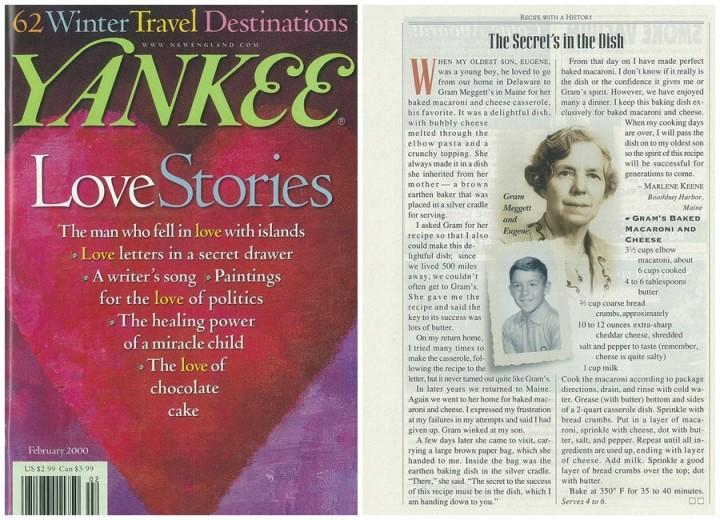 Yankee Magazine | February 2000