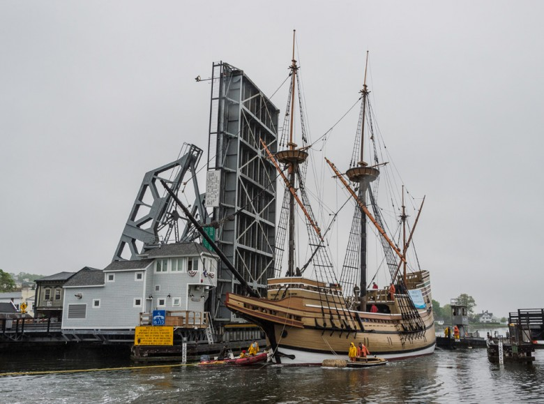 The Mayflower | Everyone's Ship - New England Today