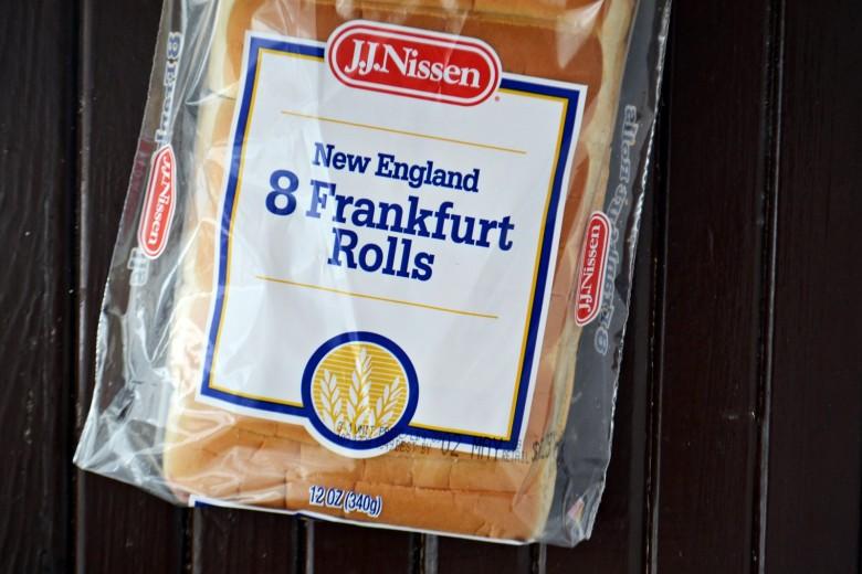 J.J. Nissen New England Frankfurt Rolls