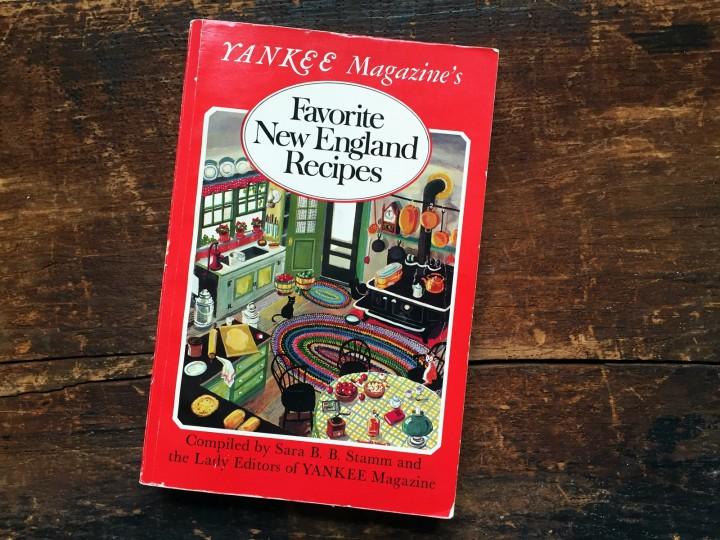 yankee magazine favorite new england recipes cookbook