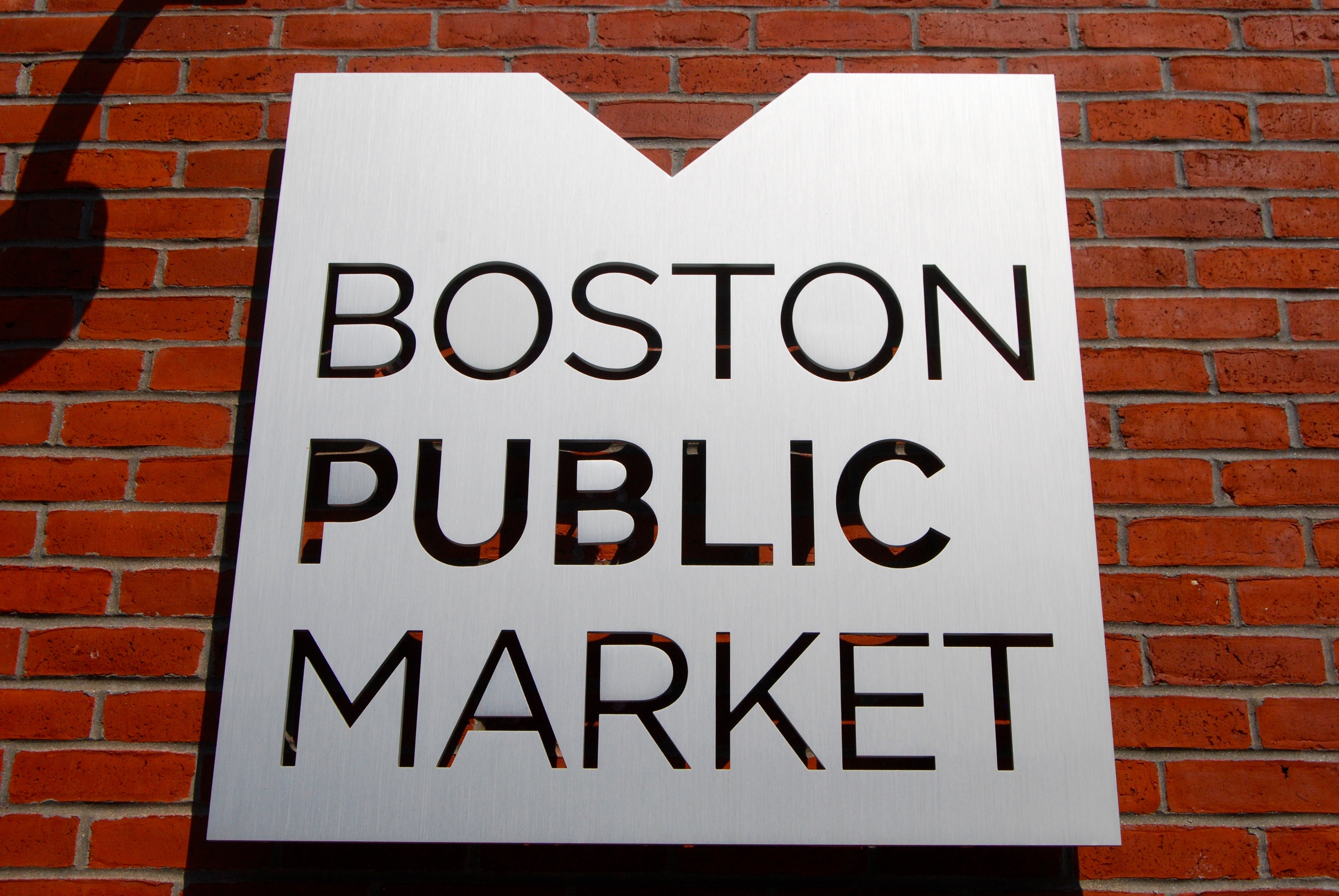 Inside the New Boston Public Market - New England Today