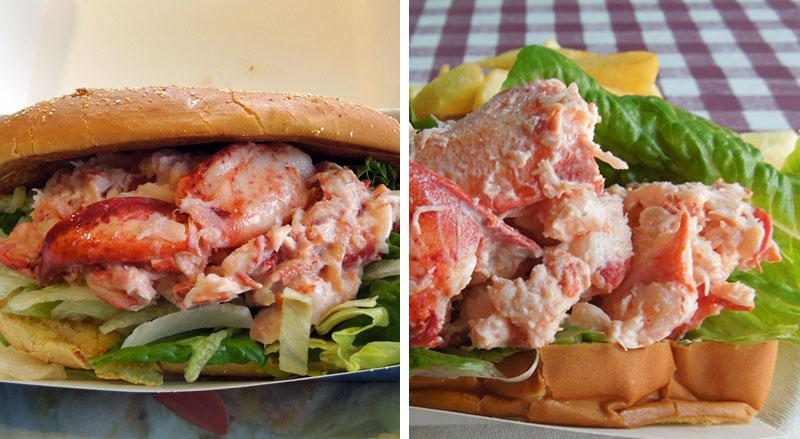 Resultado de imagen de mcdonalds lobster