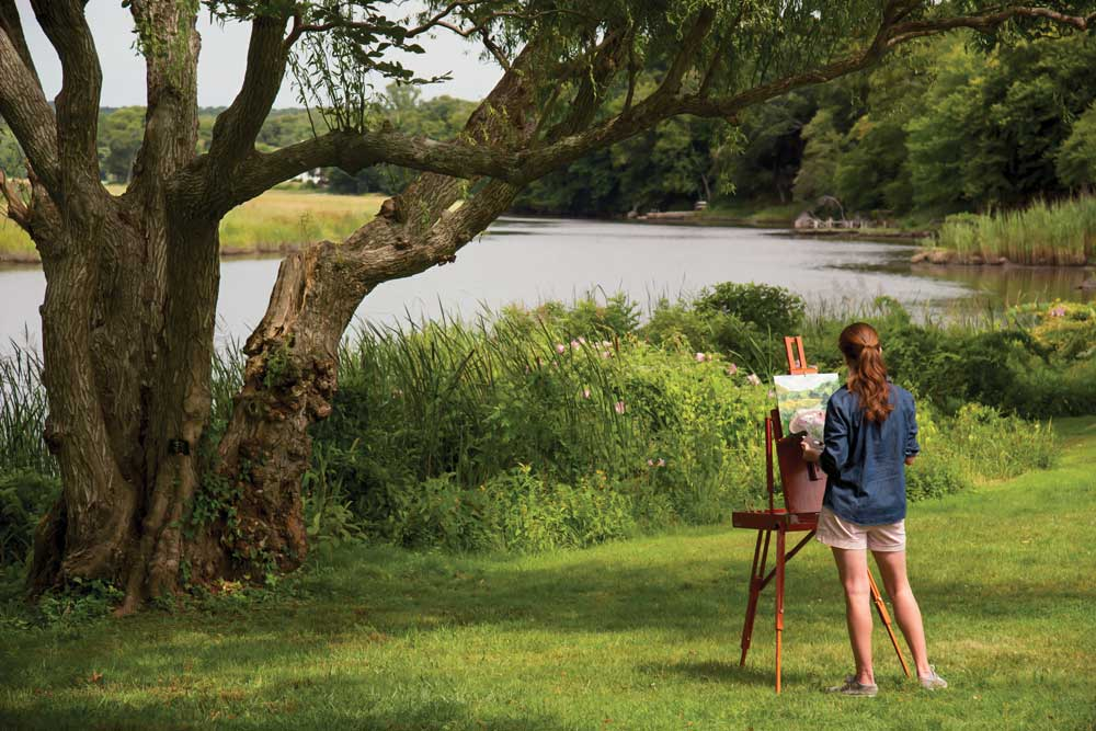 Old Lyme, Connecticut | A Place Just Waiting to Be Painted - New England Today