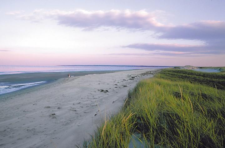 New England Photos: Moonstone Beach