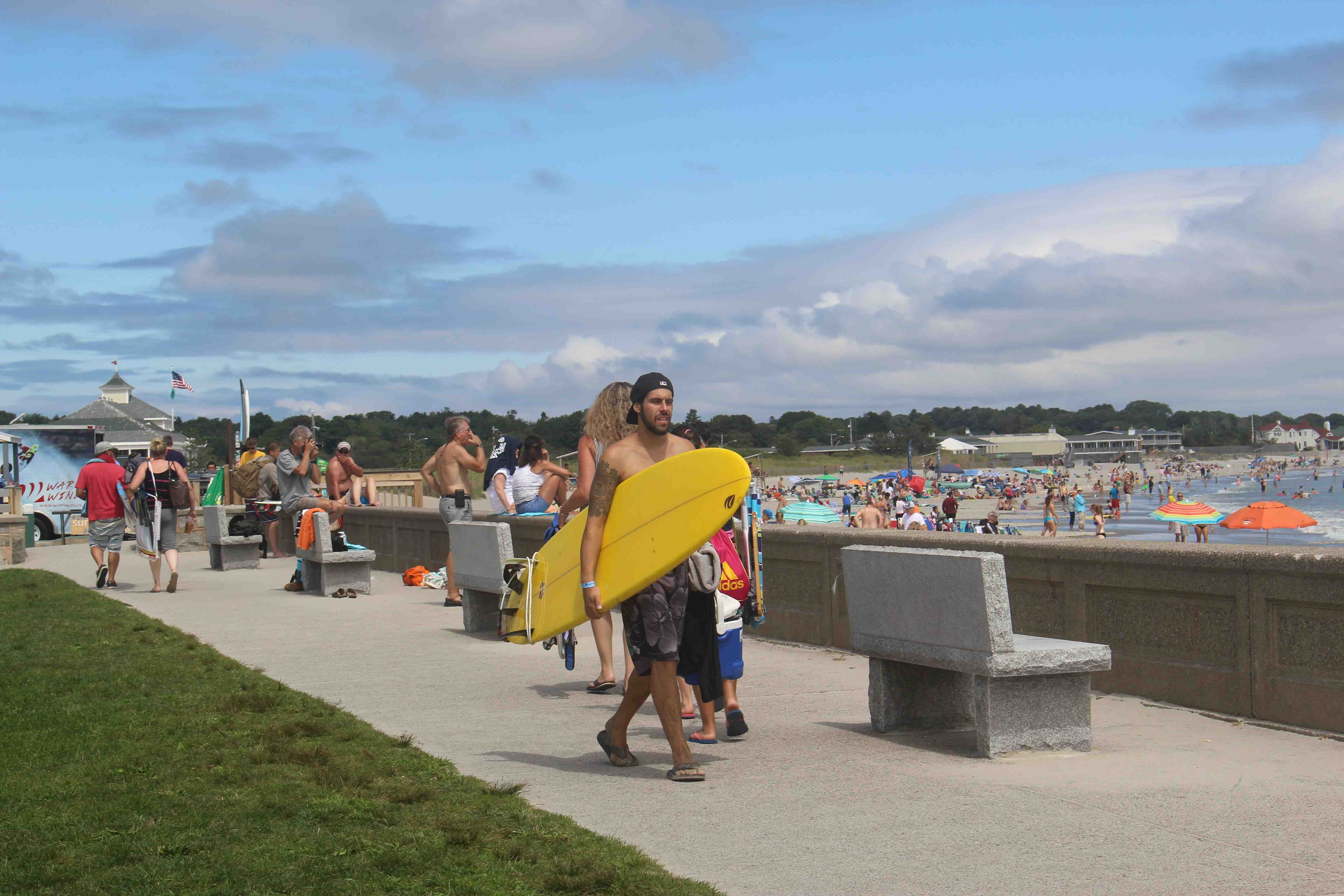 The 25 best beach towns in new england from yankee magazine narragansett rhode island geenschuldenfo Image collections