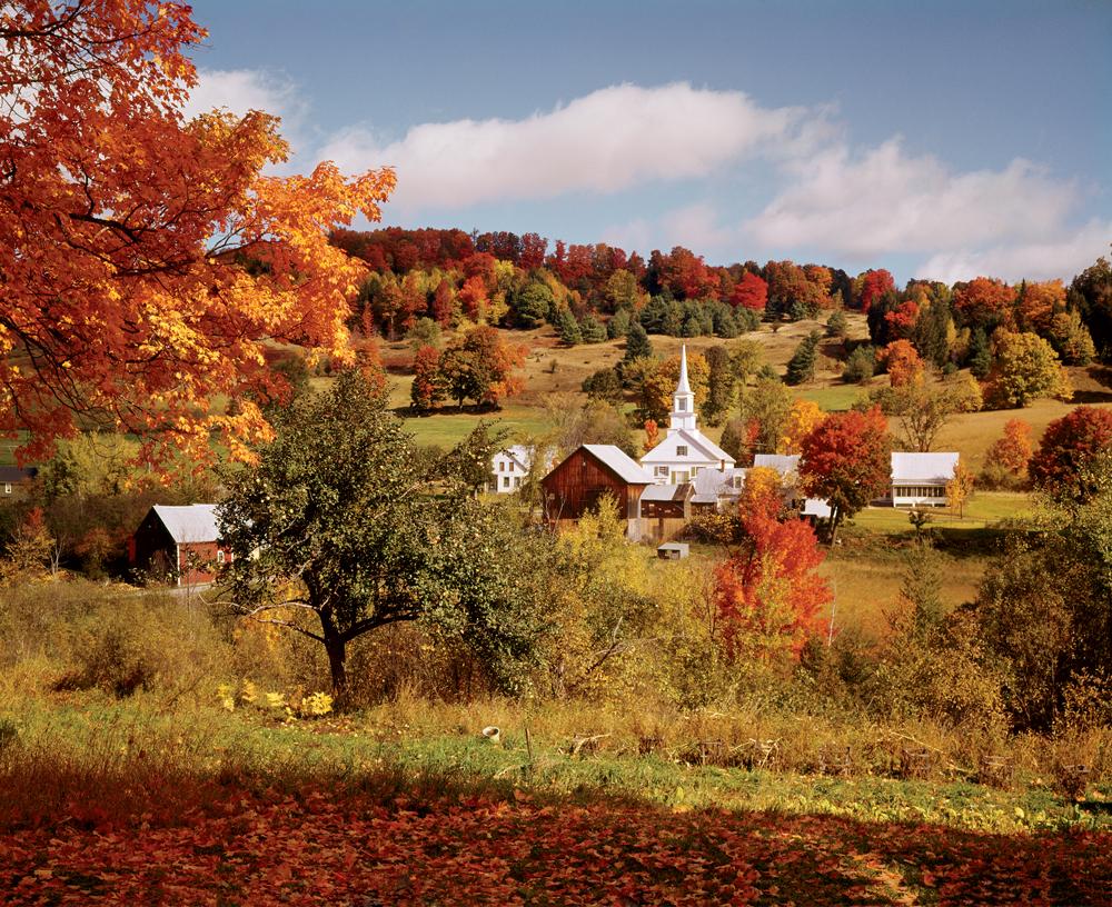 Idyllic New England | New England's Gifts - New England Today