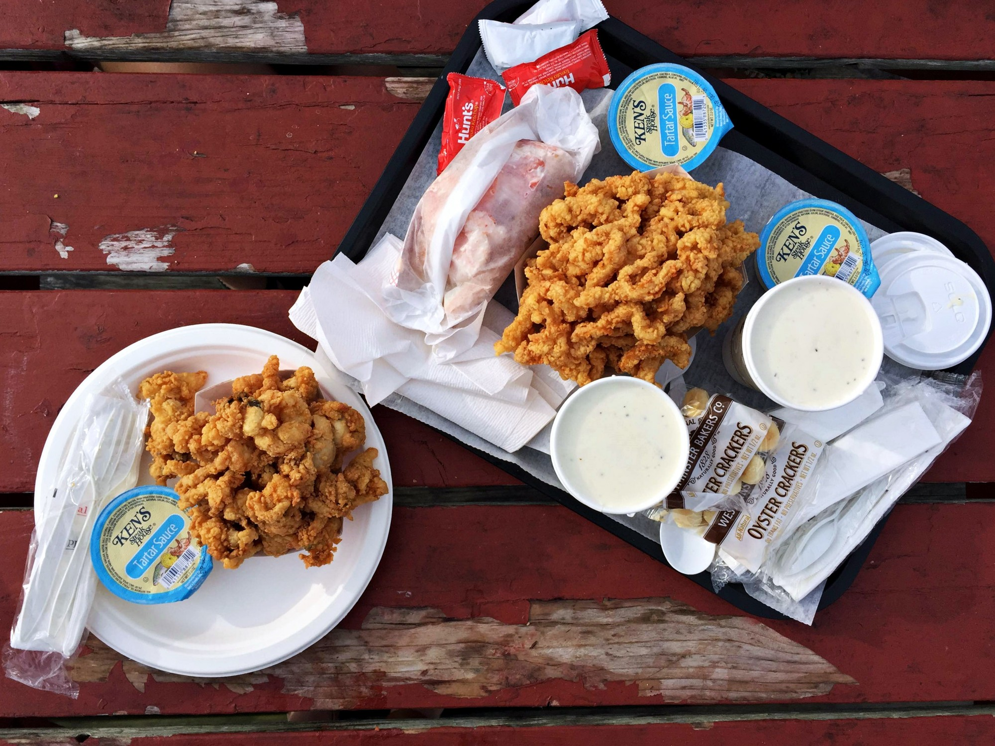 Fried Clams | Strips vs. Bellies