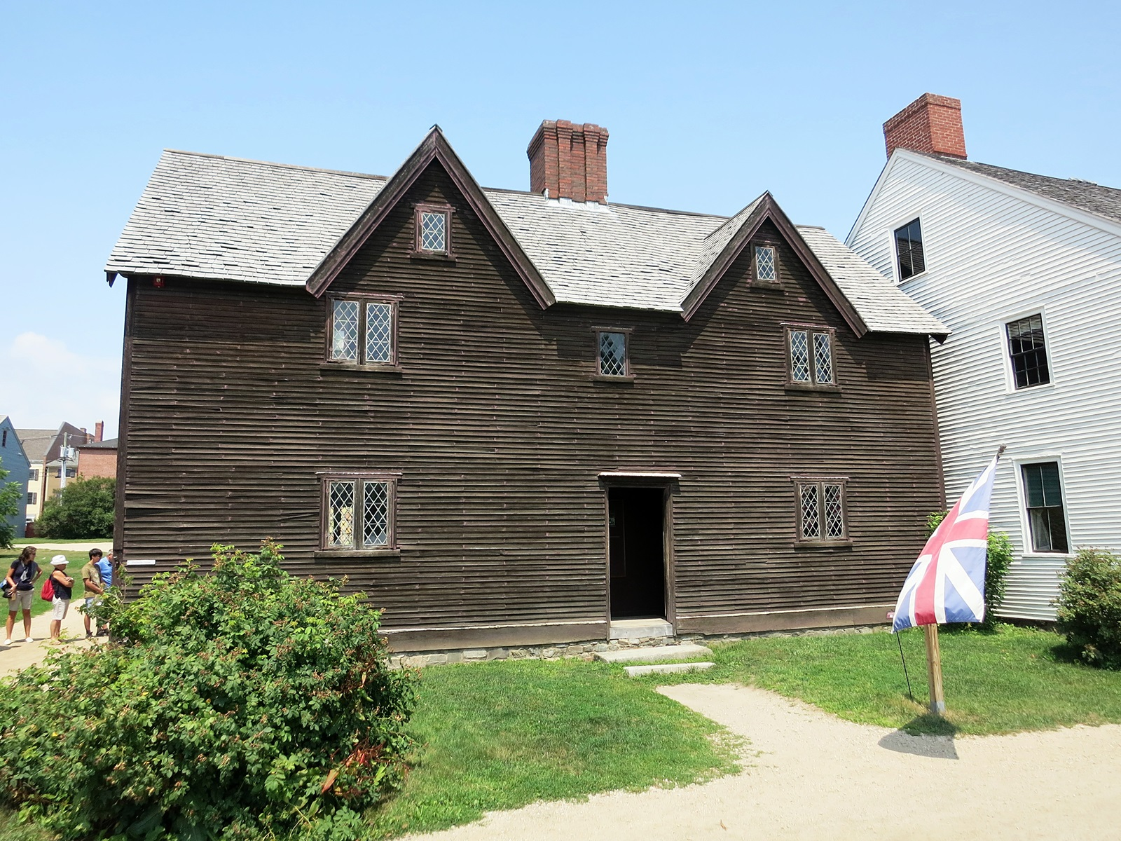 strawbery banke museum portsmouth new hampshire - New Home Architecture