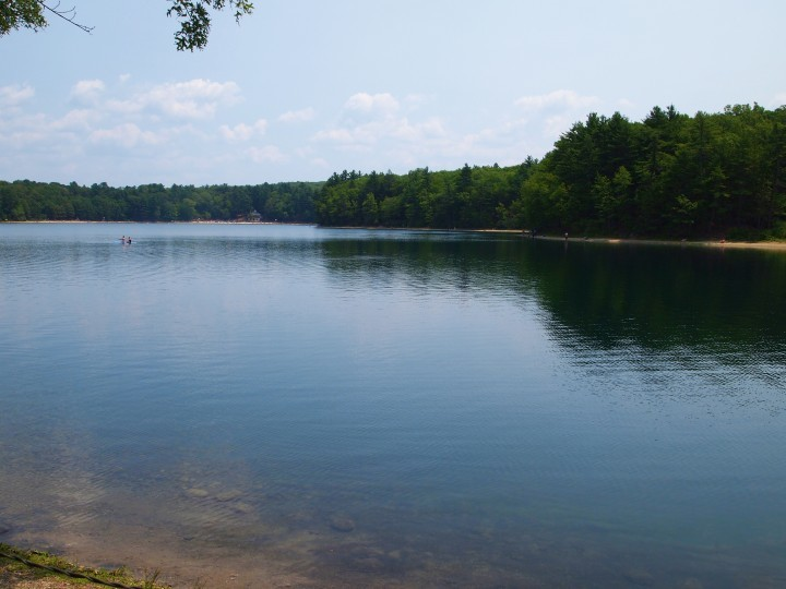 Grand Lake Stream Maine Map.Prettiest Lakes In New England New England Today