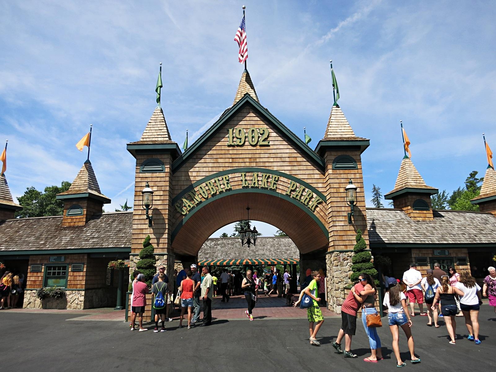Canobie Lake Park | A Classic New England Amusement Park in Salem, NH