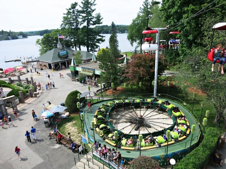 canobie lake park a classic new england amusement park in salem nh