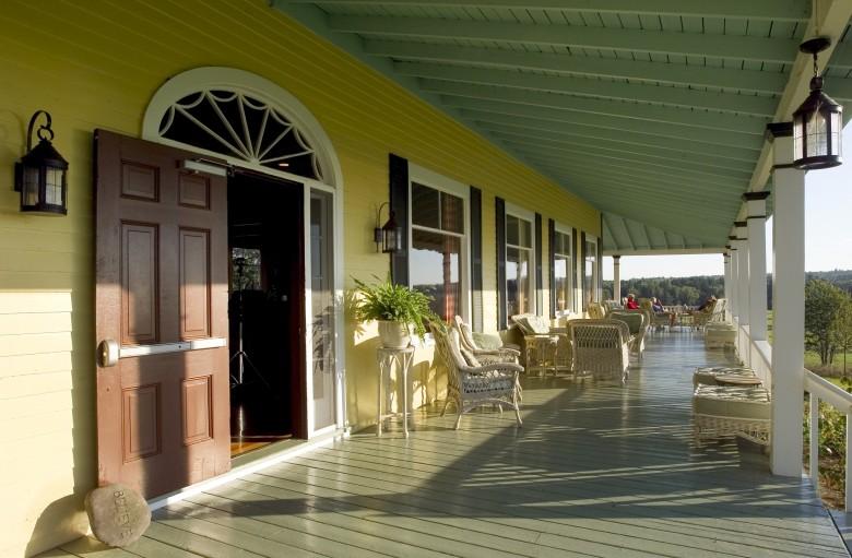 Chebeague Island Inn | Late Fall Maine Getaway