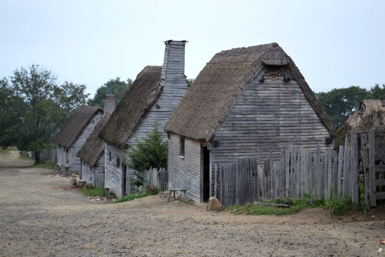 What's It Like to Be a Pilgrim at Plimoth Plantation ...