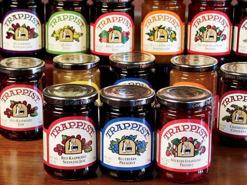 Trappist Preserves Made By Trappist Monks In Spencer