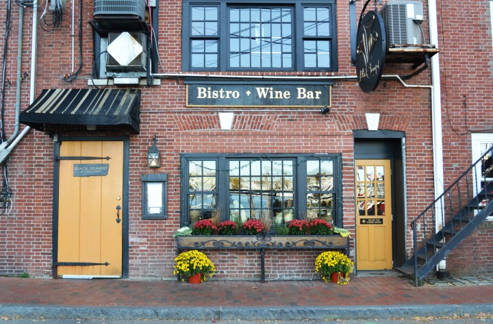 Fall Visit to Downtown Portsmouth, New Hampshire