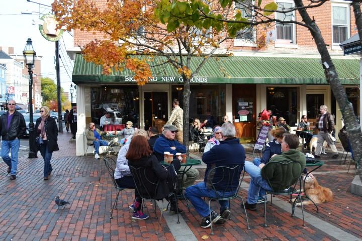 Cafe Portsmouth Nh La Maisn