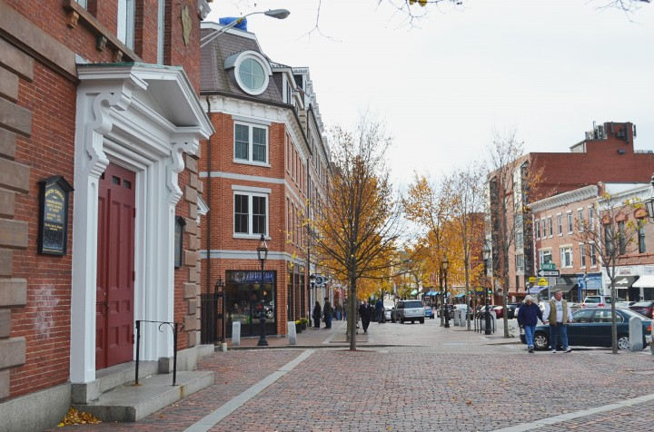 Portsmouth Nh Shopping >> A Fall Visit To Downtown Portsmouth New Hampshire New England Today