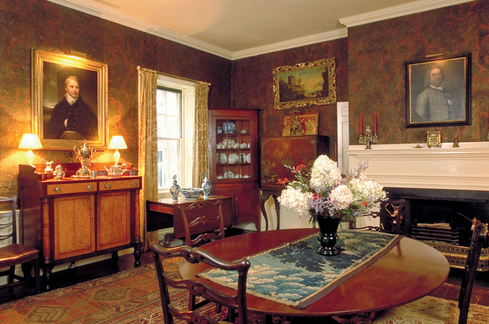 nichols house museum local treasure new england today. Black Bedroom Furniture Sets. Home Design Ideas