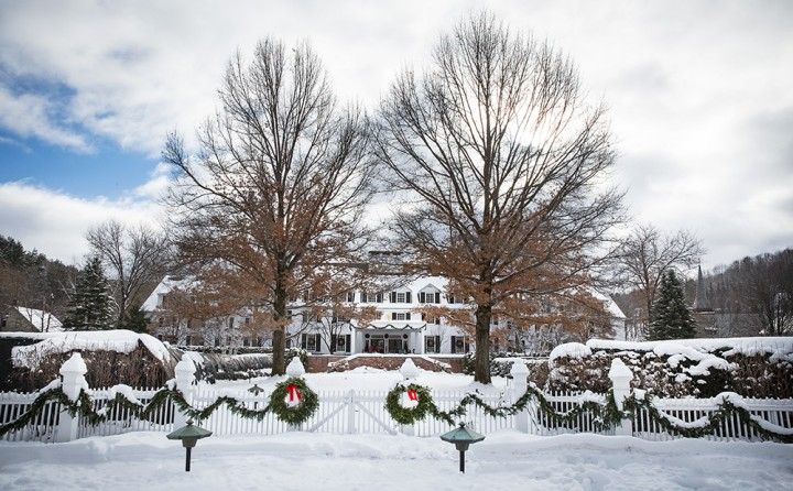 Christmas Celebrations in Manchester and Woodstock, Vermont - New ...