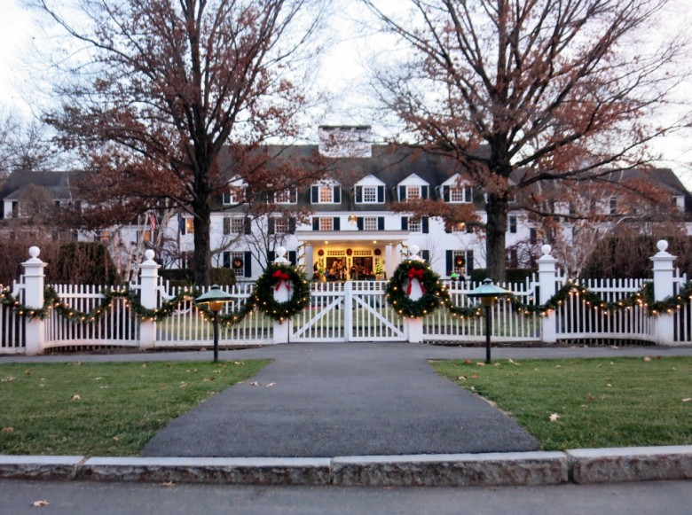 woodstock inn vermont christmas