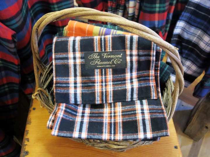 The Vermont Flannel Company.