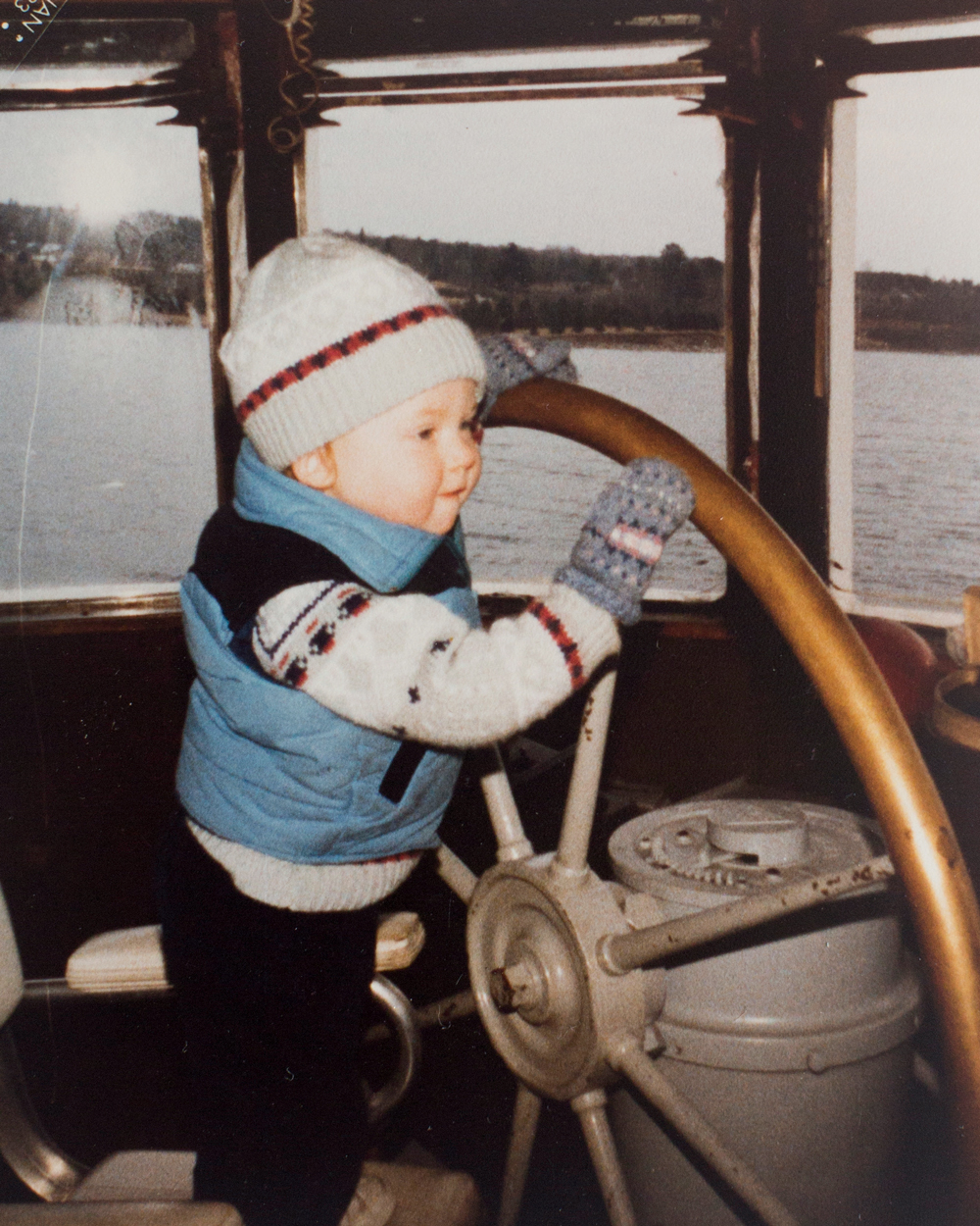 Born to be a Tugboat Captain - Yankee Magazine