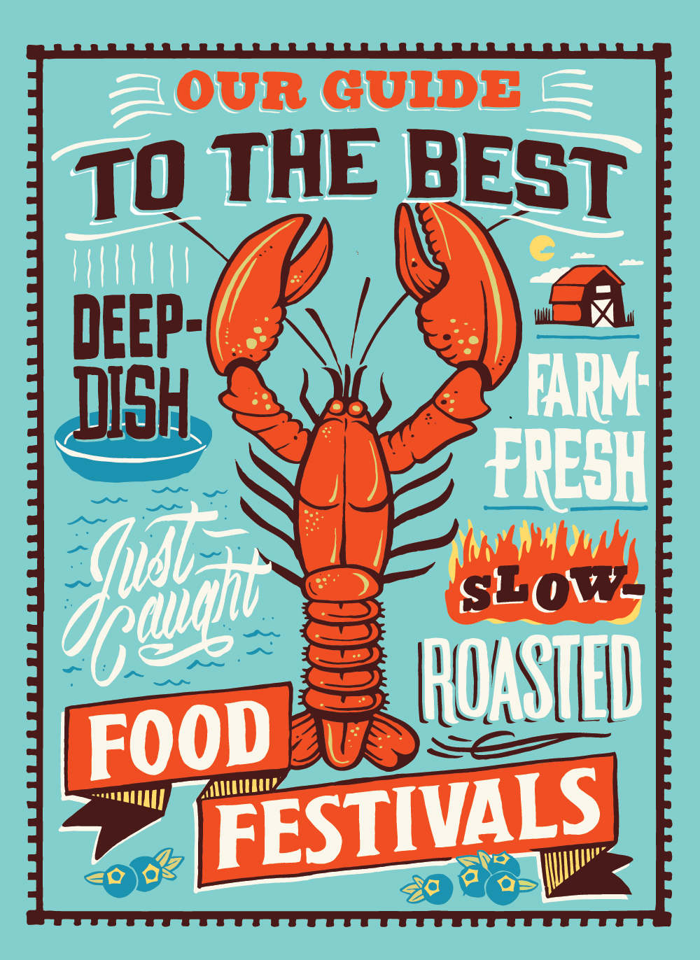 Food Festivals New England