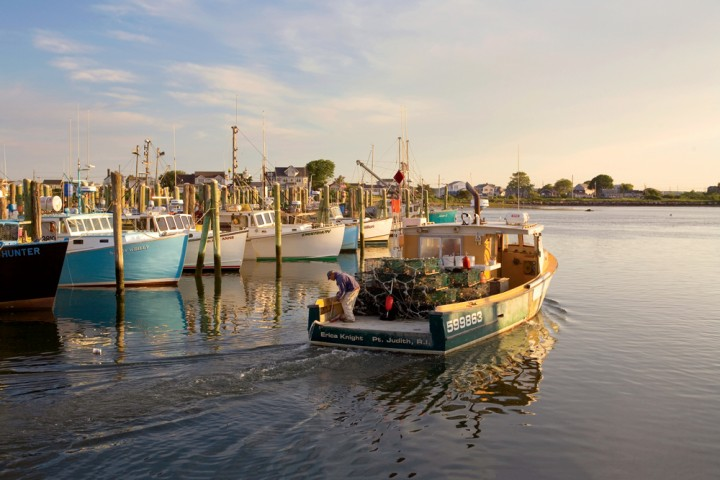Best hidden places in new england new england today for Ri fishing regulations